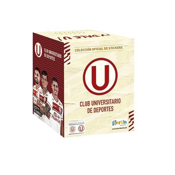 1 CAJITA DE 50 SOBRES - UNIVERSITARIO