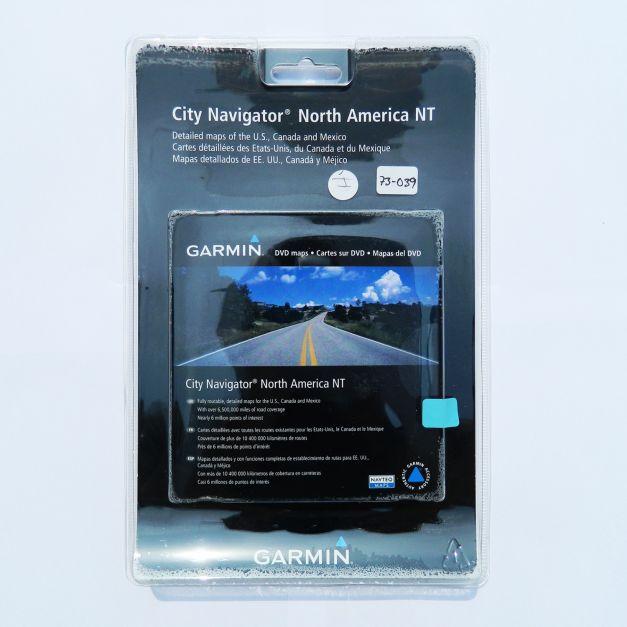 CD MAPAS NORTE AMERICA GPS