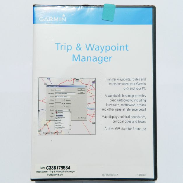 TRIP & POINT MANAGER