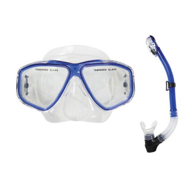 Kit de Snorkel y Máscara OCEANWAYS / CARIBBEAN COMBO