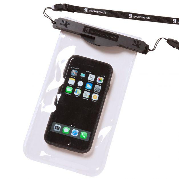 Protector magnético waterproof para celulares Marca: Geckobrands