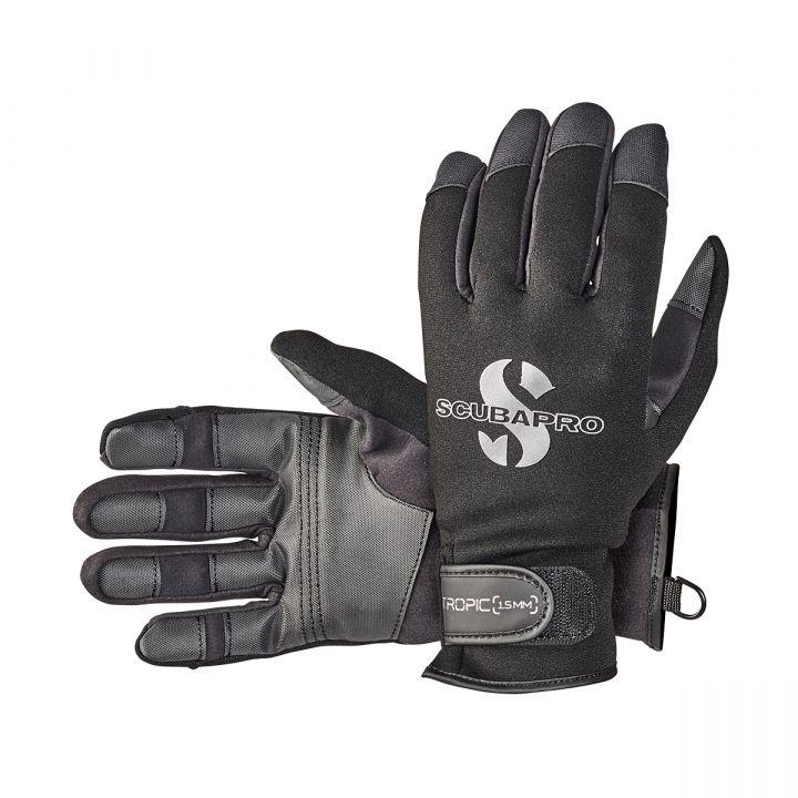 Guantes de Neopreno de 1,5mm Scubapro Tropic Gloves
