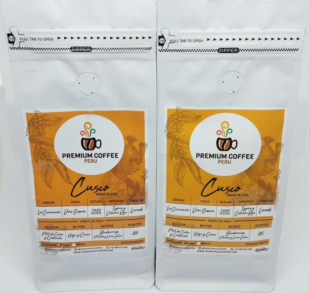 Pack Coffee Lover Cusco - Molienda Media