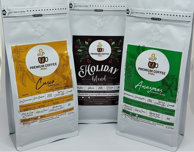 Pack The Coffee Lover - En Grano