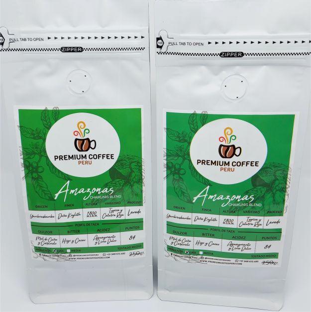 Pack Coffee Lover Amazonas - En Grano