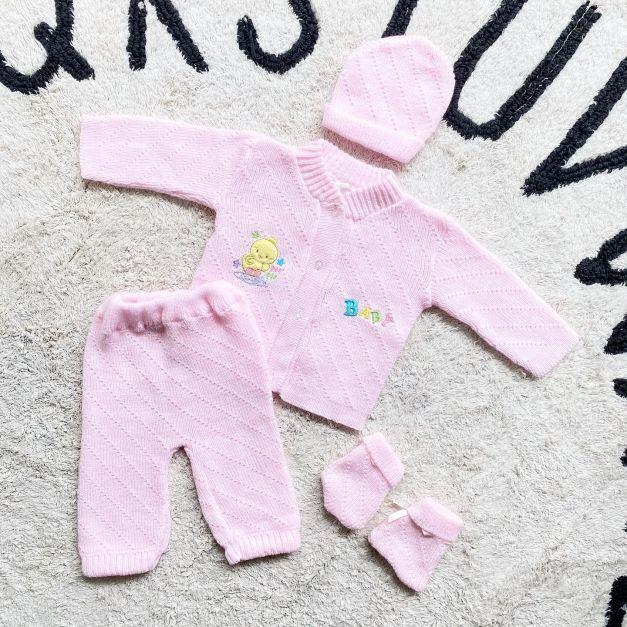 Conjunto Cesivan Baby Niña 0 meses