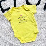 Bodysuit Carter's Niña 3 meses