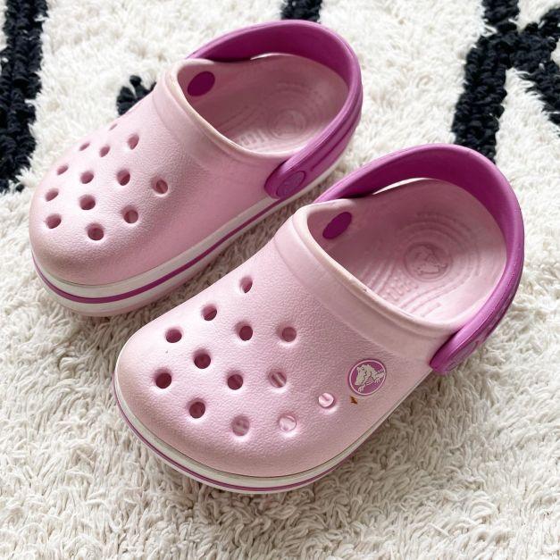 Zapatos Crocs Niña 4-5C (11-12 cm)