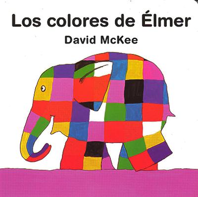 Los colores de Élmer