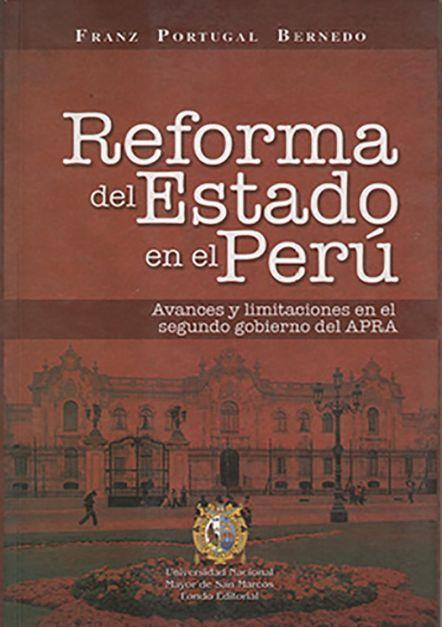 Reforma del estado en el Perú