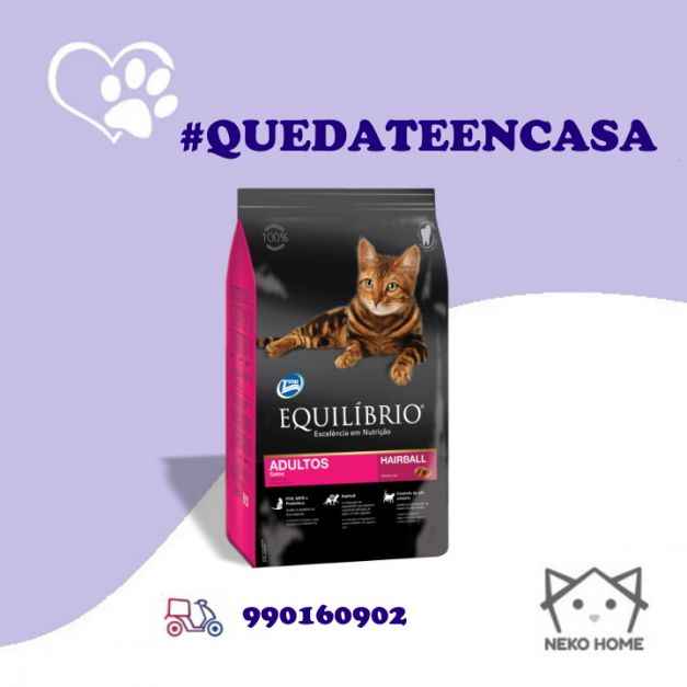 Equilibrio Adult Cat All Breeds