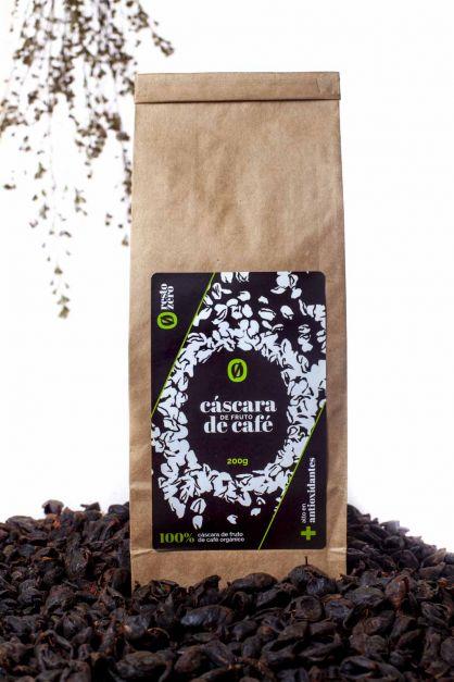 Cáscara de fruto de café 200gr