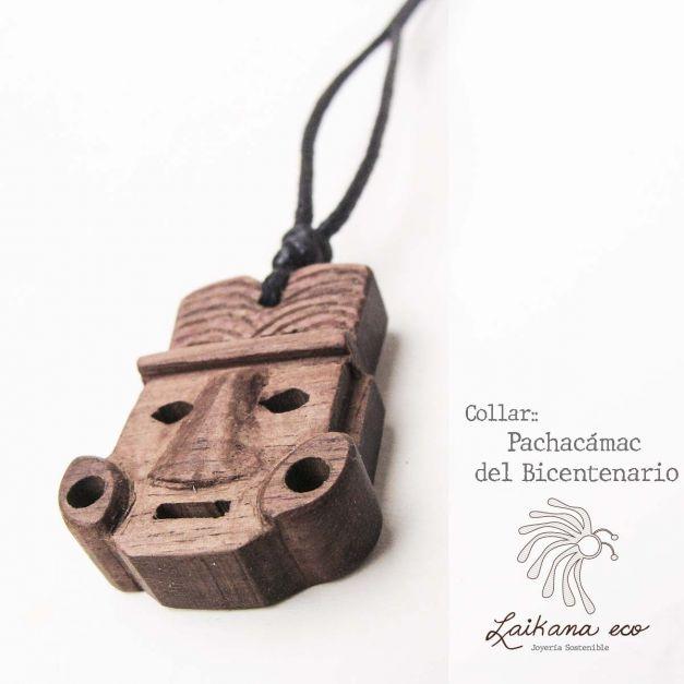 Collar Pachacámac del Bicentenario