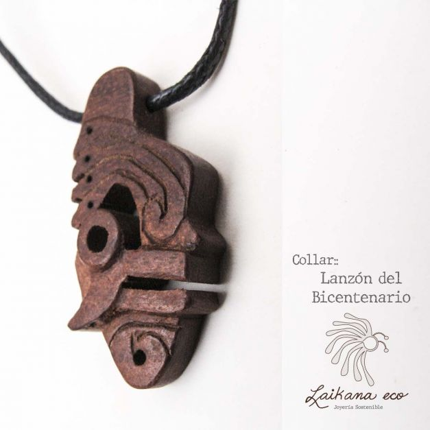 Collar Lanzón Chavín