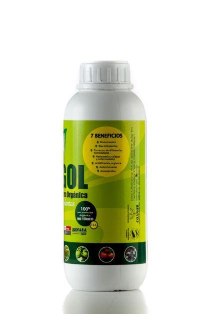 1L Fertilizante líquido orgánico