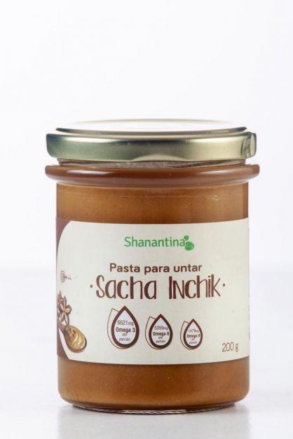 Mantequilla Sacha Inchi