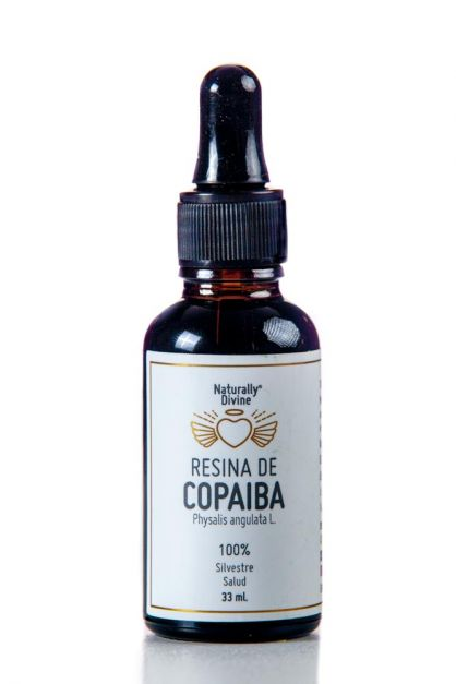 Resina de Copaiba