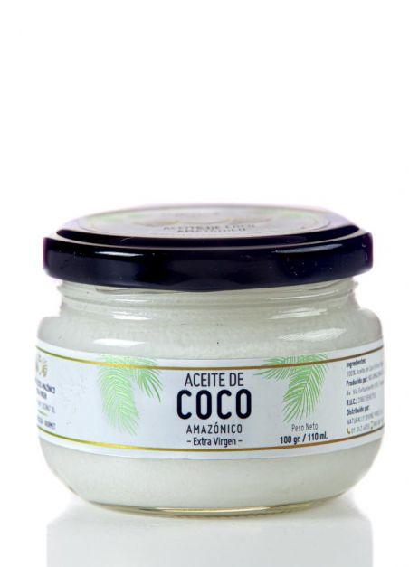 Aceite de Coco Extra Virgen Amazónico