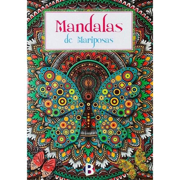 MANDALAS DE MARIPOSAS