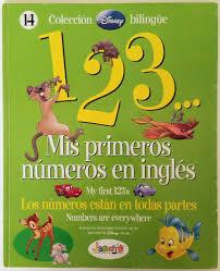 123 MIS PRIMEROS NÚMEROS EN INGLÉS 14