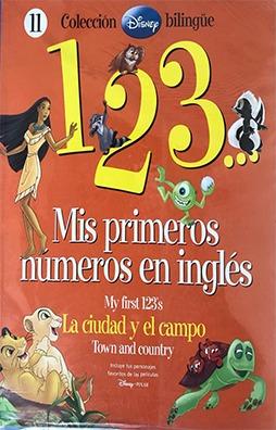 123 MIS PRIMEROS NÚMEROS EN INGLÉS 11