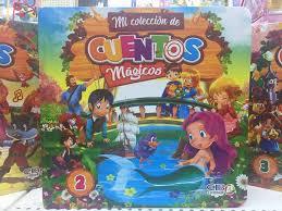 MI COLECCIÓN DE CUENTOS MÁGICOS 2
