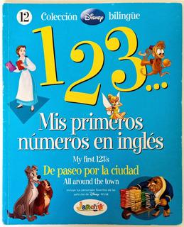 123 MIS PRIMEROS NÚMEROS EN INGLÉS 12