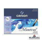 BLOCK CANSON MONTVAL 12HJ / 300G