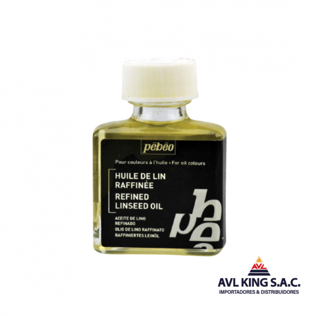 ACEITE D/ LINAZA PEBEO 75 ML