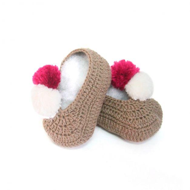 Zapatos Pom Pom Marie