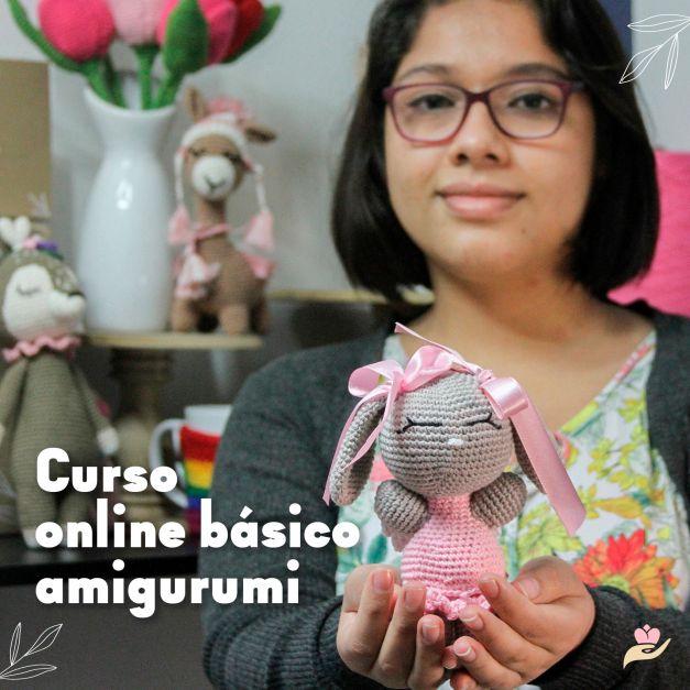Curso Online amigurumi básico