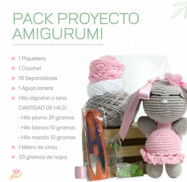 Pack Curso amigurumi