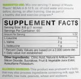 Bcaa Essentials Fruit Punch 516 G 60 Serv - Mp