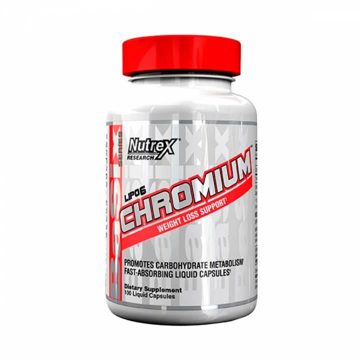 Lipo 6 Chromium 100 Csp - Nutrex