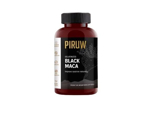 Pomo Maca Negra Capsulas X 100