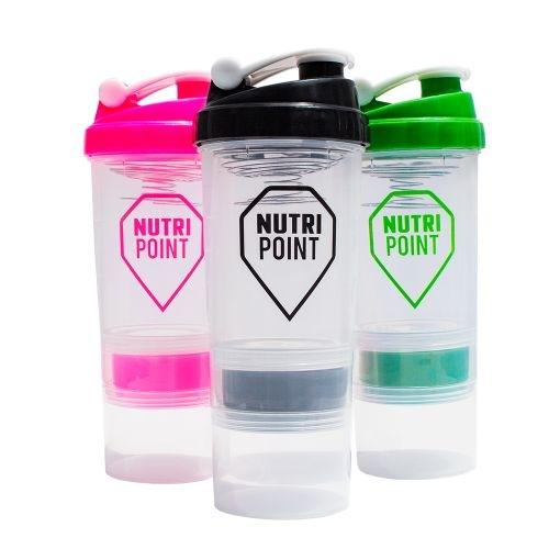 Shaker NutriPoint con compartimiento