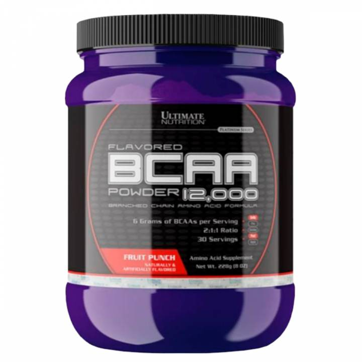 Flavored Bcaa 12,000 228g- Ultimate Nutrition