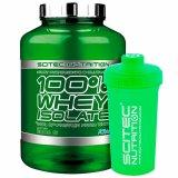 100% Whey Isolate 2000G - SCITEC