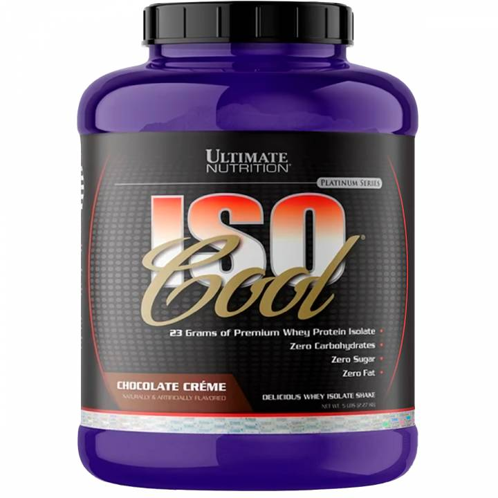 Iso Cool 5 Lb - Ultimate Nutrition