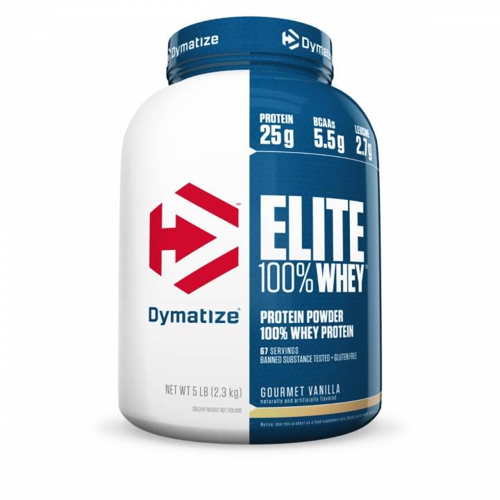 Elite Whey 5 Lb - Dymatize