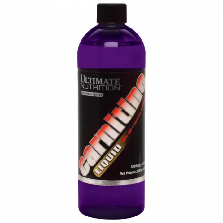 Liquid L-Carnitine 355 Ml - Ultimate Nutrition