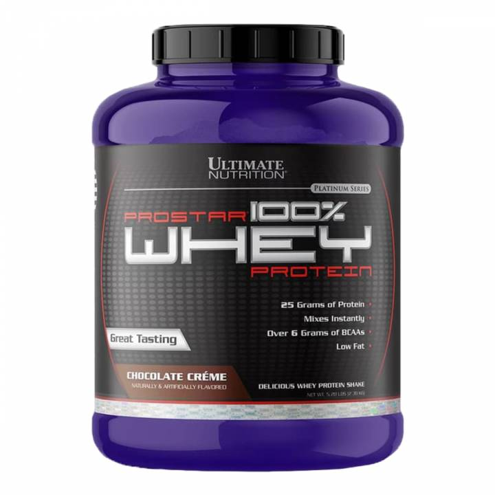 Prostar 100% Whey Protein 5 Lb - Ultimate