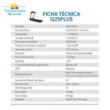 TROTADORA Q2S PLUS - OVICX