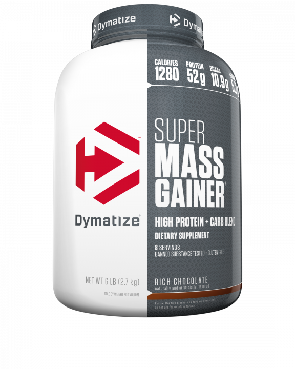 Super Mass Gainer 6 Lb - Dymatize