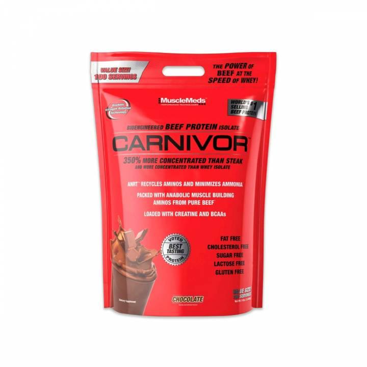 Carnivor 8 Lb Chocolate - Musclemeds