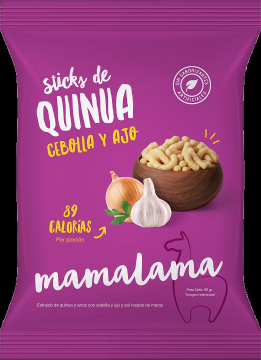 Sticks De Quinua 80G