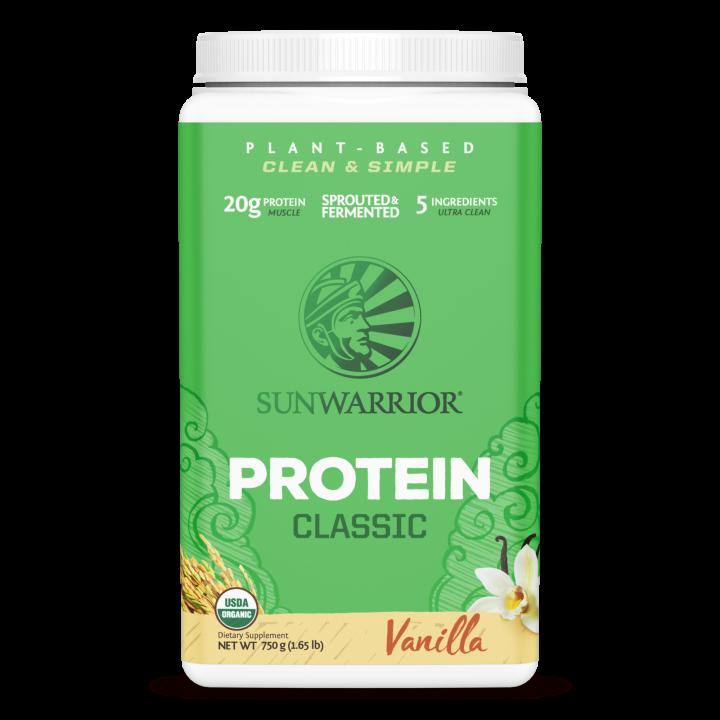 Classic Protein 750 G - Sunwarrior