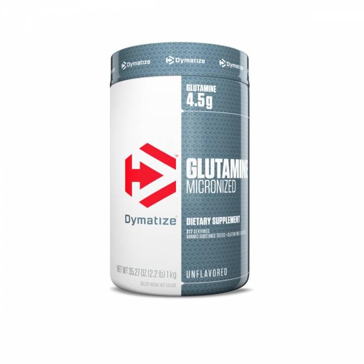 Glutamine Micronized 4,5 G 1 Kg - Dymatize