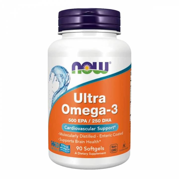 Ultra Omega-3 90 Softgel - Now