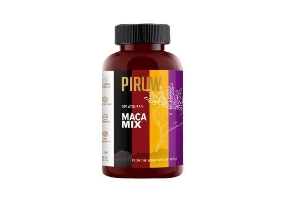 Pomo Maca Mix Capsulas X 100